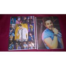 Caderno Luan Santana 1 Materias