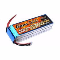 Bateria Lipo 3s 11.1v 5300mah 30c Gens Ace Aeromodelo Drone
