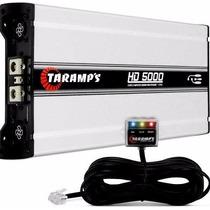 Modulo Taramps Hd5000 5000w Rms Amplificador 1 Canal 1 Ohms