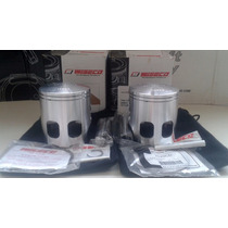 *aproveite Kit Pistão Wiseco Forjado Rd350 0.25mm 64.25mm