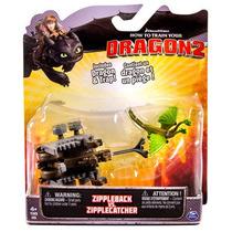 Dragões De Batalha Como Treinar Seu Dragão Zippleback- Sunny