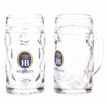 Caneca Oficial Cerveja Hb - Hofbrau 500ml - Oktoberfest