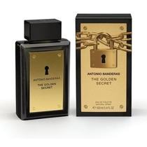 Perfume The Golden Secret 100ml Antonio Bandeiras.
