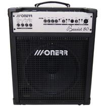 Combo Amplificador Para Contrabaixo Onerr Bassist 80