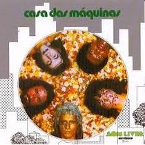 Cd Casa Das Maquinas - Casa Das Maquinas