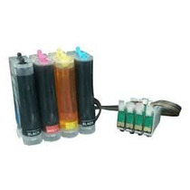 Bulk Ink T23, T24, Tx105,tx115 Chipv6.0+ 400ml Tinta Corante