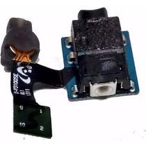 Conector Fone De Ouvido Tab Samsung Gt P3110