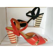 Sandalha Salto 8 Danielis --linda -- Confira
