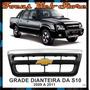 Grade Dianteira Completa S10 2009 2010 2011