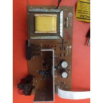 Placa Amplificadora Som Gradiente As300 Pci326b Rev C.