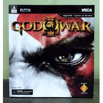 Tk0 Toy God Of War 3 Ultimate Kratos / Neca