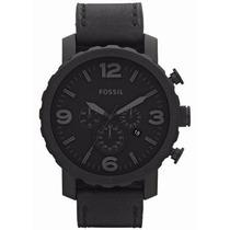 Relógio Masculino Fossil - Jr1354 Preto Lindissimo Luxo