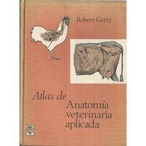 Atlas De Anatomía Veterinaria Aplicada Robert Getty