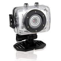 Câmera Filmadora Hd Prova Dagua Sportcam Bob Burnquist Dc180