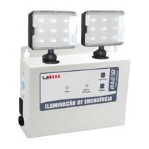 Bloco De Iluminação Autônomo - Led - 350 Lumens