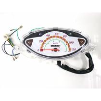 Painel Biz 100 S/ Medidor Do Combustivel Similar Original