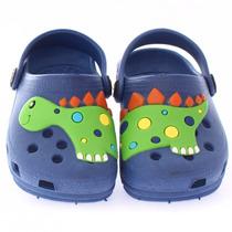 Babuche Baby Dino 18 Ao 24 - Domanikids