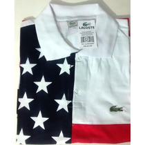 Polo Lacoste Importada Estados Unidos Usa Top