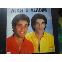 Disco Vinil Lp Alan E Aladim ##