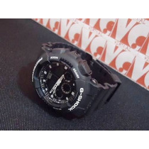 Relogio Atlantis G-shock Gshock Protection Preto Casio Ga100