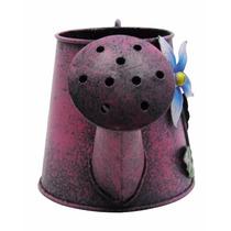 Mini Regador Decoraçao Flores Jardim Enfeite Lembrança