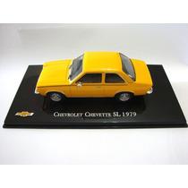 Miniatura Chevette 1979 Sl Chevrolet Collection Edição 01