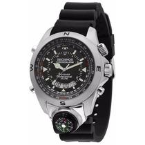 Relógio Masculino Technos T20571/8p Skydiver 15 Atm