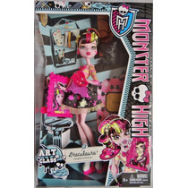 Monster High: Draculaura Day Art - Mattel