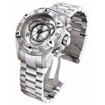 Relógio Masculino Invicta 5525 Excursion Prata Promocional!