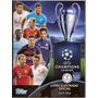 Album Uefa Champions League 2015/2016 R$ 190,00