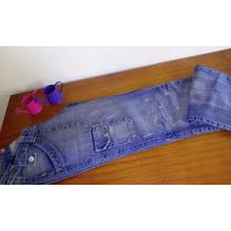 Calça Jeans Fem 38 Canal Da Mancha Nova Baratinha!!