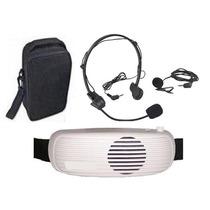 Microfone Amplificado 6110 P/ Professor E Palestrante