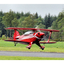 Planta Pitts S-2a 84 Cm Wingspan Digital Envio Gratis