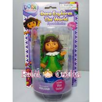 Boneca Dora A Aventureira Países