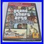 Gta San Andreas Ps2 Playstation 2 Original Usado