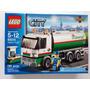 Lego City 60016 - Lego Truck Tanker Entrega Atomica