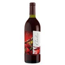 Xv De Novembro - Cooler De Vinho Branco Com Suco De Morango
