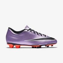 Chuteira Nike Mercurial Vortex Ii 2 Fg Campo Original