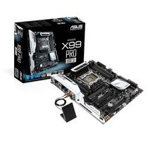Placa Mãe Asus X99 Pro Usb 3.1 2011-v3 Intel X99