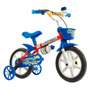 Bicicleta Track & Bikes Kit Kat, Aro 12, Azul E Vermelho