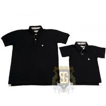 Camisa Polo Kit Pai E Filho 6158 - Jaum Jaum