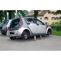 Kit Porcas P/ Rodas Anti Furto Fiesta Ka Ecosport Ford