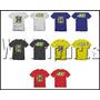 Camiseta Valentino Rossi Motogp Vr46 The Doctor - Ref 172