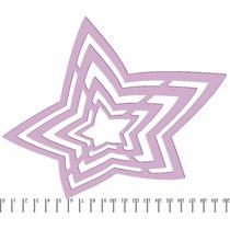 Gabarito Para Fuxico (estrela Country)