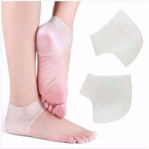 Protetor Gel/silicone Calcanhar, Ajusta Qualquer Calçado