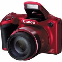 Maquina Fotográfica Cânon Poweshot Sx400