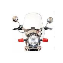 Parabrisa Motovisor Cristal Custom Klein - Intruder 125/250/