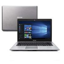 Notebook Positivo Xr7550 I3-4005u 4gb 500gb Wireless Led 14