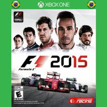 F1 2015 - Xbox One - Mídia Digital - Receba Hoje!