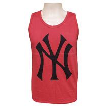 Camiseta Regata New York Frete Grátis